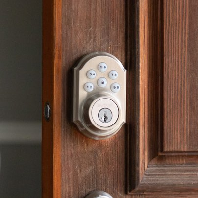 Madison security smartlock